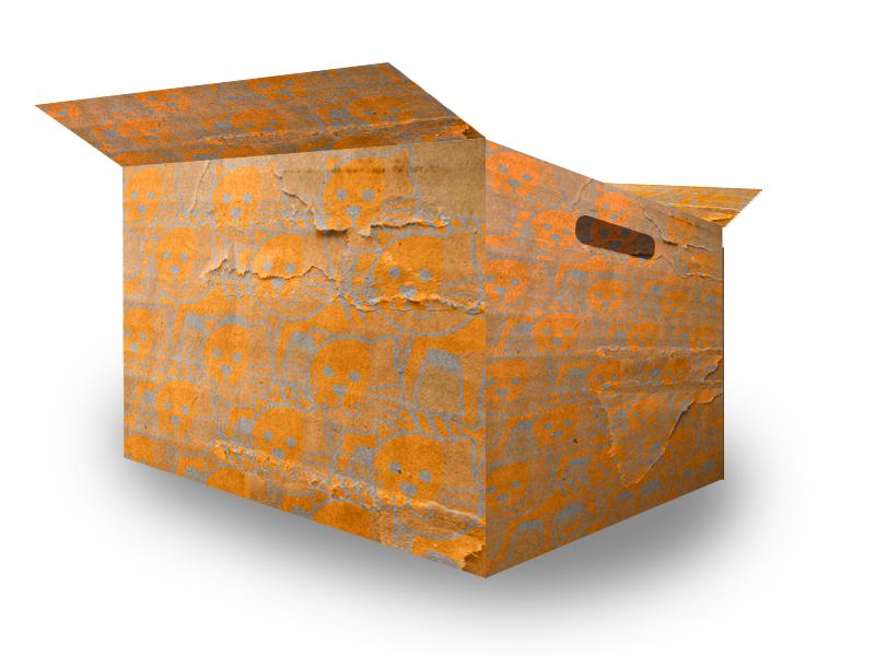 Catboard Box